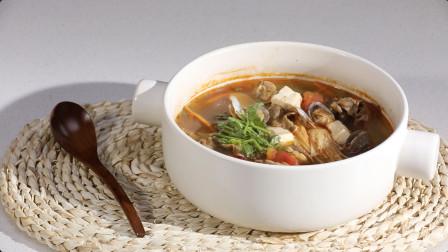 蛤蜊这样做才鲜美,一口砂锅就搞定,鲜香味美,蛤蜊和汤都吃光!