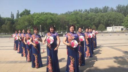 旗袍秀——椿荷墅表演队