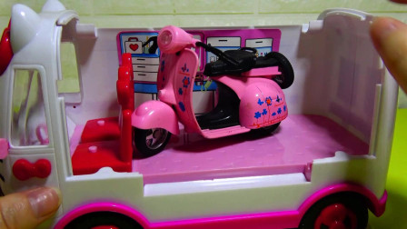 Holly Kitty-凯蒂猫运输车