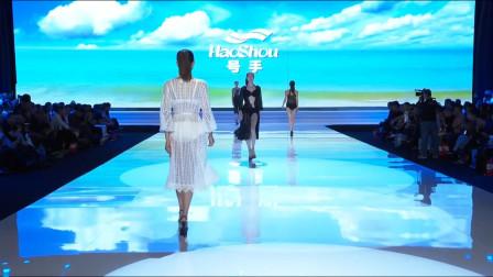 深圳国际内衣展览会上的厂家时尚新品发布会,厂家新品内衣秀
