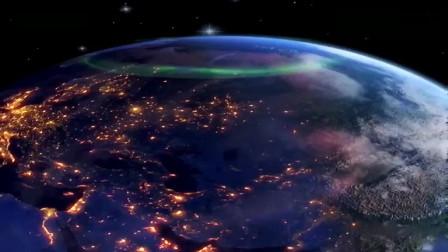 这可能是你第一次见地球的自转和昼夜的分别