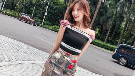 一件包臀裙,让你瞬间变身女人味儿十足的女神,美一整个夏天!