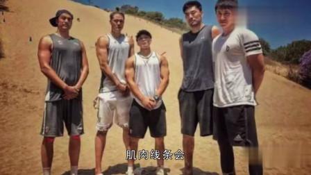 回顾:男篮中谁才是最强肌肉男?丁彦雨航上榜,易建联无疑第一猛男