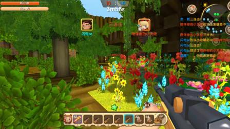 迷你世界:枪战王者狙击对决