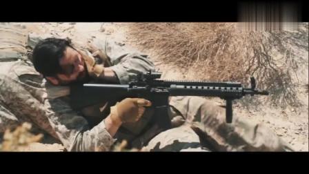 这才叫枪战猛片真实而残酷 狙击手精准狙击枪枪命中 每一秒都精彩
