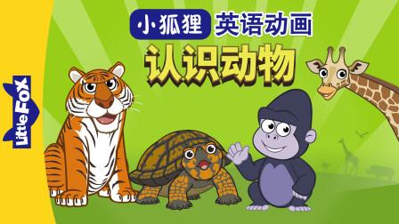 Little Fox小狐狸英语动画-《认识动物预告片》