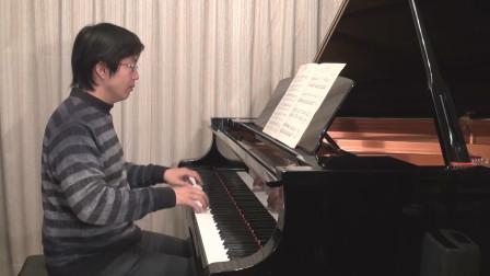 贝多芬:C大调德国舞曲 WoO.13 No.10(王峥钢琴 141204 Th.2153)