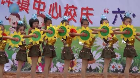 六一儿童节舞蹈《蜗牛与黄鹂鸟》