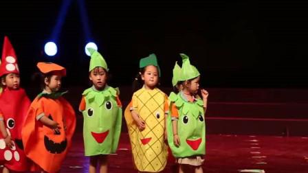 幼儿园 六一儿童节汇演《T台走秀》