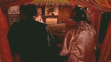 宰相刘罗锅:刘墉和小妾正要圆房,夫人却推门而入,刘墉立马慌了