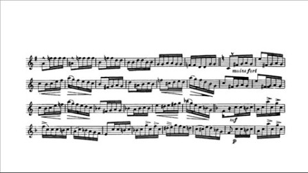 【小号】沙利尔(沙利埃尔 Theo Charlier)练习曲第十六首 小号独奏