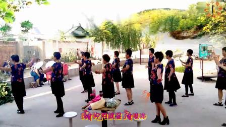 广场舞《忘不了的温柔》制作:永不疲倦