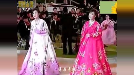 日月同光——朝鲜--李雪主演唱中国歌曲