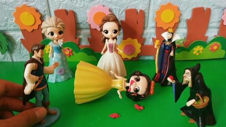到底是谁害的白雪公主呢?