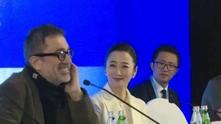 """""""金爵奖""""评委会亮相 SMG新娱乐在线 20190619 高清版"""
