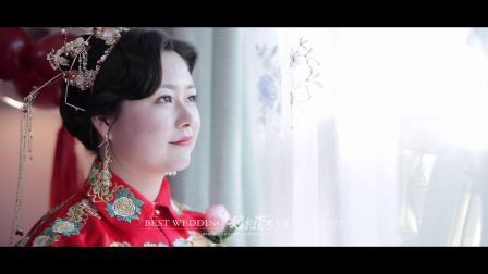 「赵伟&郭彩霞」婚礼微电影 婚礼壹号出品