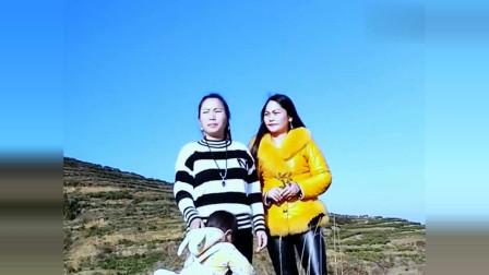 贵州山歌,《如今社会样样好》陈俊遗孀吴琴唱祝福山歌,真好听