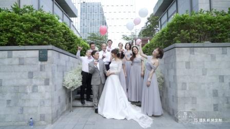 TS婚礼视频定制:林华勇&张海蓉 | 婚礼早拍晚播