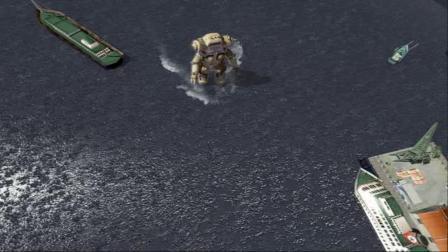 奥特曼格斗进化3高清重置版(奥特警备队向西前进)