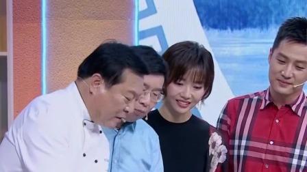 大厨朱师傅展示秘方,韩乔生幽默解说逗乐全场 中国味道 20190622