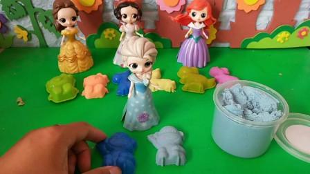好玩的玩具沙,你喜欢谁做的?
