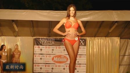 芝加哥世界小姐选美大赛,实力不俗的超模,冠军的有力争夺者