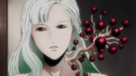 女孩脖子流血过多,次日伤口长出一棵小树,上面挂满红色血果子