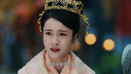 白发:容乐告诉了傅筹,他的亲生母亲是云贵妃