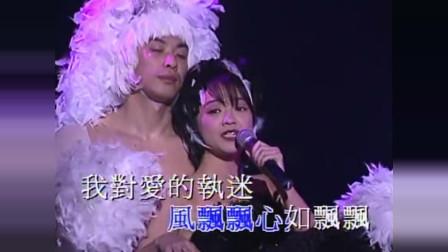 陈慧娴当年这首《飘》,虽传唱不广,但旋律柔美到令人沉醉!