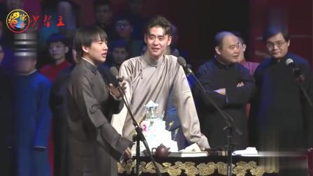 郭麒麟和张云雷同台演唱,哥俩KTV必点歌曲,张云雷开口就来