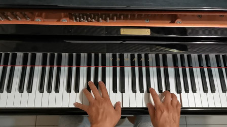 [音协4级 B2] 斯卡拉蒂:小广板(王峥钢琴 190624_M.2209)