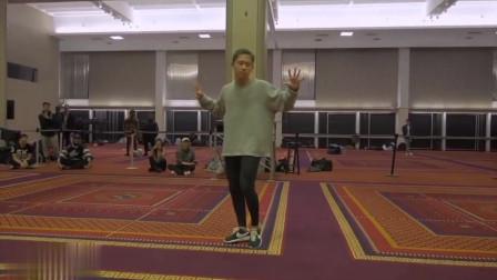 franklin yu街舞 街舞视频