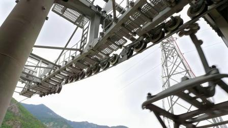 多贝玛亚物料输送缆车