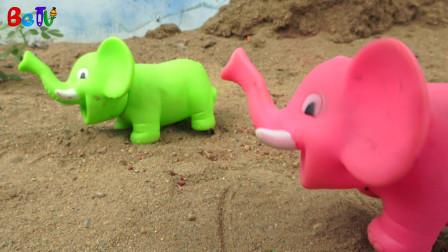 大象是有趣的和你的车吗我的战斗我73