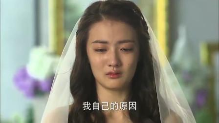 灰姑娘独自流泪拍婚纱照,看见路过帅哥紧抓不放,破涕为笑