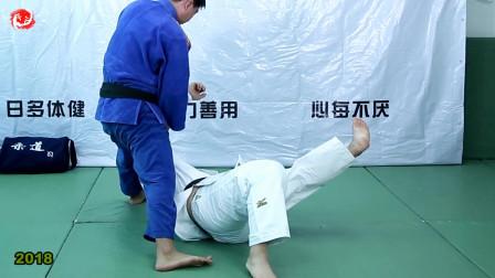 2019柔道教学 第一集(01)大外刈