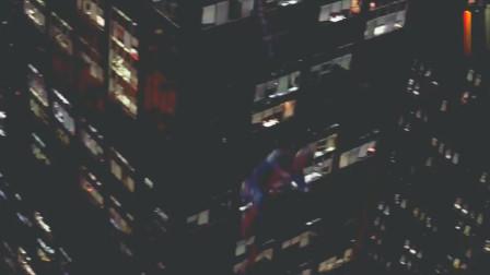 蜘蛛侠:大战蜥蜴怪人,谁知蜥蜴怪把蛛丝发射器捏坏,这下糟了