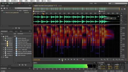 零基础AU教程十五之百万调音师的养成:变调和音高的组合使用