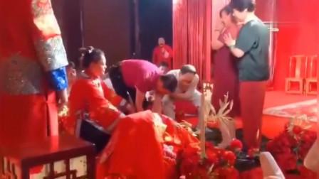 新娘这一跪,以后什么地位?