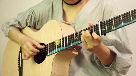 I am yours弹唱刘子萱cover娜塔莎KC1H扬帆起航吉他 南京芬格琴行老师  靠谱吉他