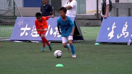 加油吧,大连足球小将们,大连足球的未来就靠你们啦!