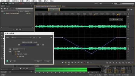 零基础AU教程十六之百万调音师的养成:使用变调器修改控制时间