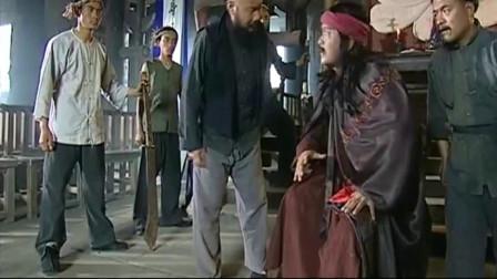 土匪绑架刘统勋,绑匪想要两千两,不料刘统勋作主替土匪要十万两