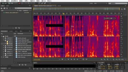 零基础AU教程十八之百万调音师的养成:快速移除背景中的噪音