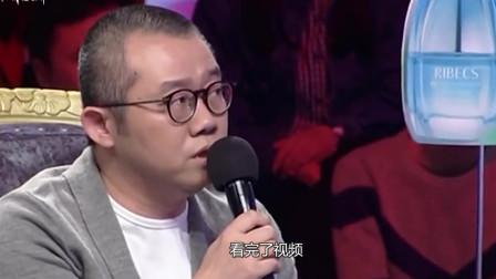 因模特丈夫长的太像李易峰,妻子花千万整成杨幂,一上台涂磊愣了