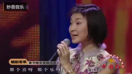 陈红演唱《喜乐年华》,好听极了!