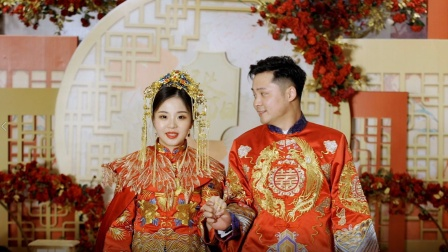 TS婚礼视频定制:张灏烽&阳语米|婚礼电影