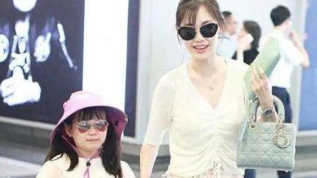 王宝强妈妈去世,出殡现场难掩悲伤!马蓉带女儿现身机场喜笑颜开