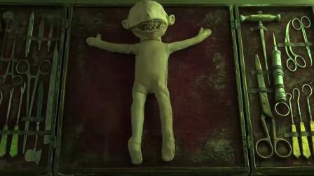 布娃娃被拆解后重新缝制,竟有魔力,将人带到梦幻世界中