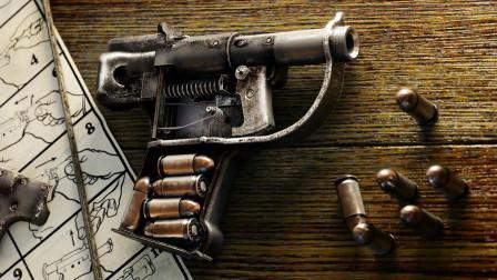 全球最廉价枪械, 第1白菜价2美元,第3是枪王之王,卖了1 .5亿支